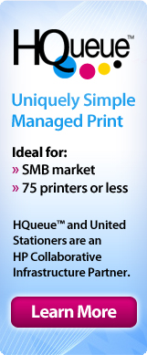 Hqueue - Uniquely Simple Managed Print